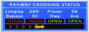 LXinfoImage1168-crossing status sign, Langley