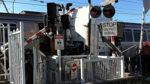 Banyo collision, September 14th, 2012. Source 7 News