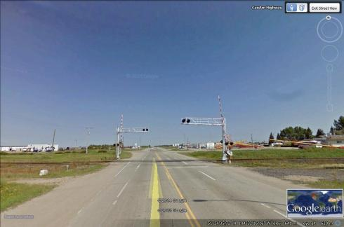 Route 6, Raymore, SK Source: Google Earth