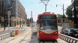 DC tram